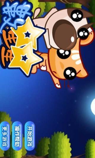 猫猫狗狗数星星