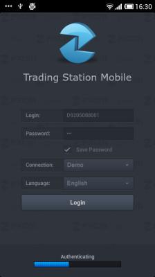 福汇手机交易平台