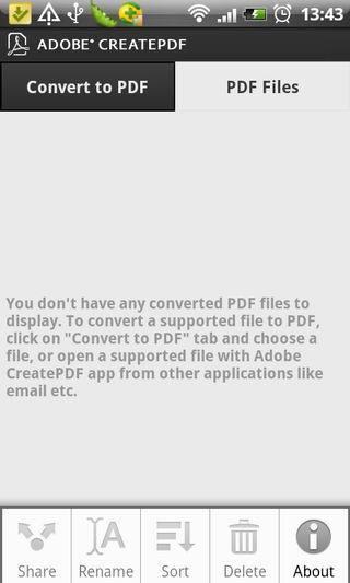 PDF转换器CreatePDF
