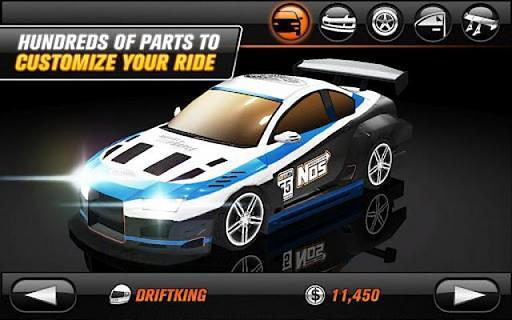 玩賽車遊戲App 疯狂漂移2  中文版免費 APP試玩