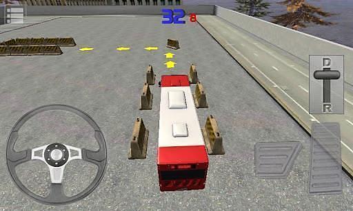玩休閒App|3D巴士停车免費|APP試玩