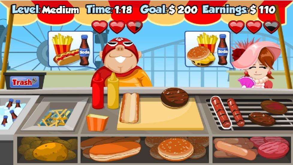 热狗摊 Hot Dog Stand HD FREE