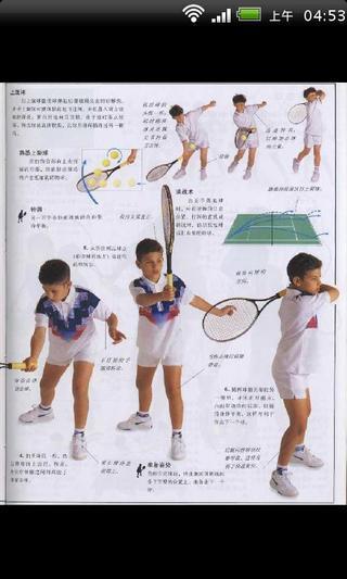 玩攝影App|新手网球图解教程免費|APP試玩