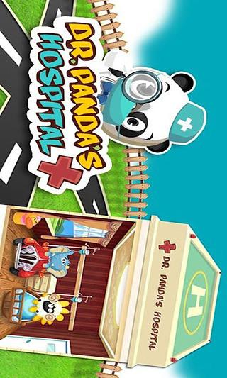 玩免費益智APP|下載Dr. Panda 动物医院 app不用錢|硬是要APP