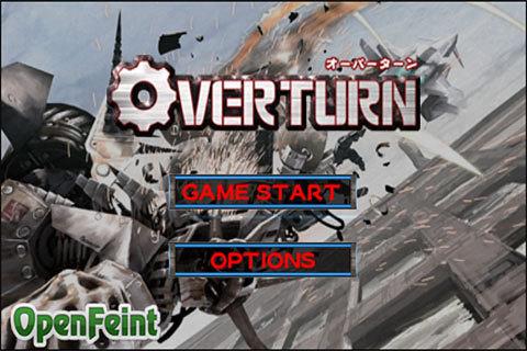 3D机器人大战 Overturn|玩動作App免費|玩APPs