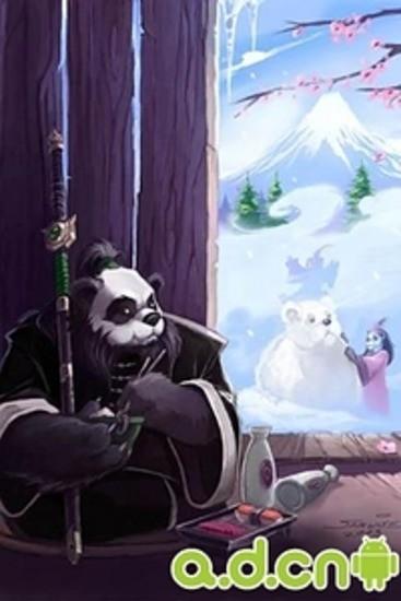 熊猫人之谜高清动态壁纸