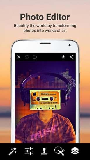 玩免費攝影APP|下載PicsArt照片艺术家 app不用錢|硬是要APP