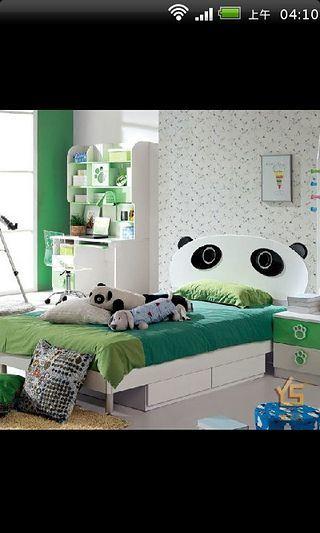 儿童卧室装修图集