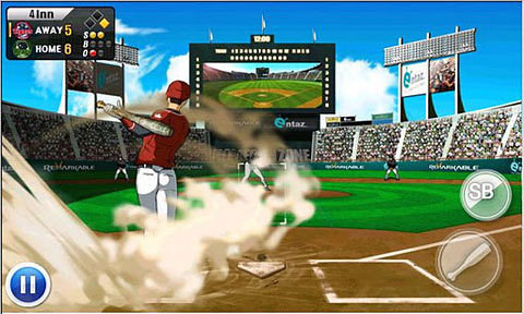 棒球全明星 Entaz Baseball 2011 Premium