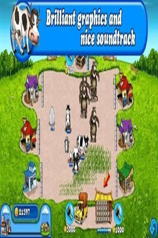 Farm Frenzy 3 HD (疯狂农场3 HD):在App Store 上的内容