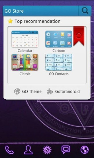 玩攝影App|GO主题-魔法阵免費|APP試玩