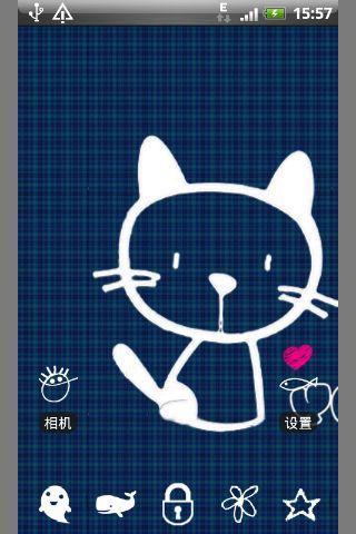猫咪-可爱主题