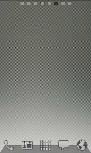 GO主题-简约灰白