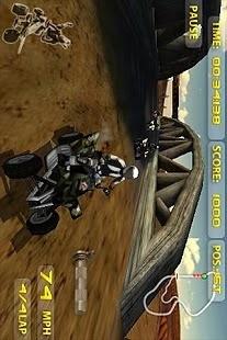 疯狂沙滩摩托