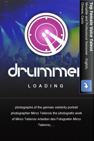 鼓手 Drummer Multi touch