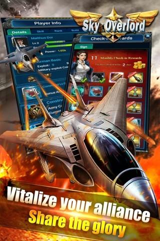 飞机世界大战HD截图2