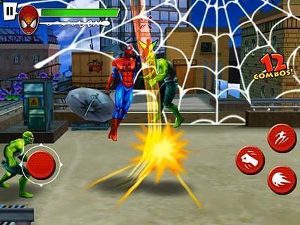 玩免費動作APP|下載蜘蛛侠 Spider-Man app不用錢|硬是要APP