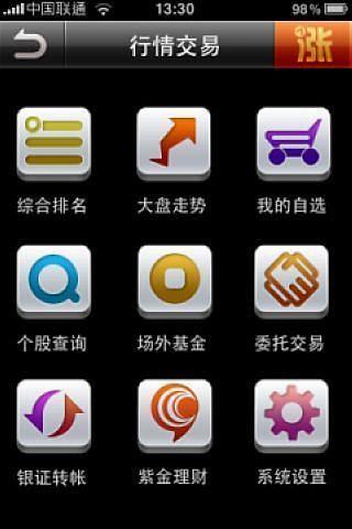 【免費財經App】涨乐交易-APP點子