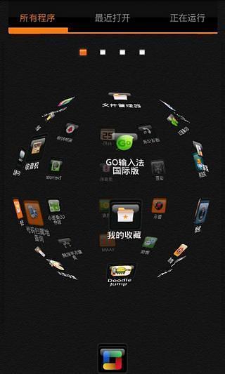 GO主题—cbox