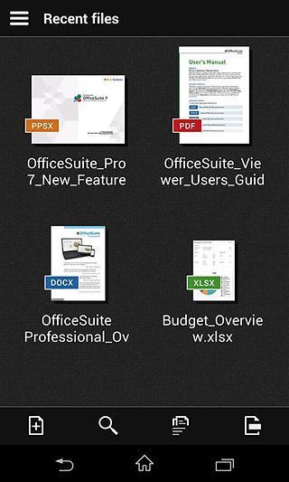 玩免費教育APP|下載办公套件 OfficeSuite app不用錢|硬是要APP