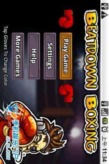 热血拳击:Beatdown Boxing_1.85零售完全版