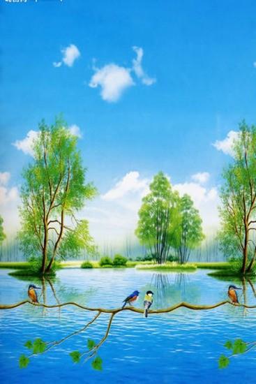 绝美风景动态壁纸