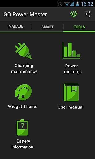 GO省电(电池管家) - 1mobile台灣第一安卓Android下載站