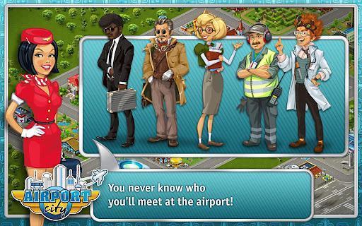 空港达人 Airport City