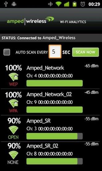 Wi-Fi分析工具