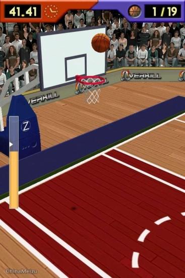 3D-NBA全明星投篮