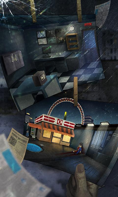 密室逃脱绝境系列11游乐园游戏截图