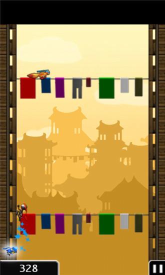 玩動作App|跳跃忍者免費|APP試玩