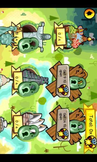 僵尸来了! app - 首頁