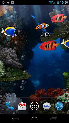 免費攝影App|唯美水族馆动态壁纸  Aquarium Live Wallpaper|阿達玩APP