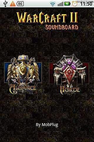 Warcraft 2 Soundboard