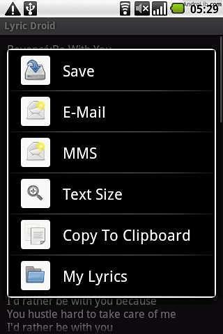【免費音樂App】Lyric Droid-APP點子