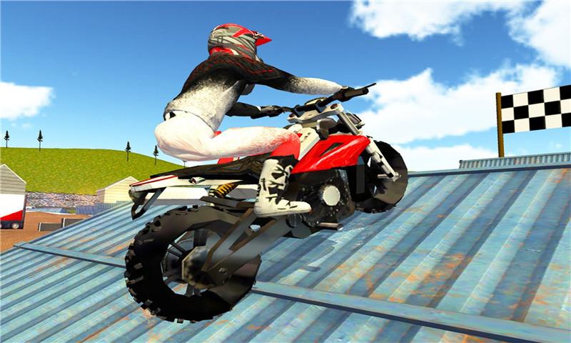 惊险摩托车 精简版