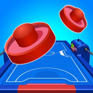 玩免費益智APP|下載空中曲棍球 app不用錢|硬是要APP