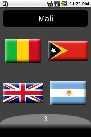 玩免費休閒APP|下載猜国旗 Naming flags app不用錢|硬是要APP