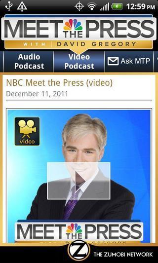 领导者高峰 Meet the Press