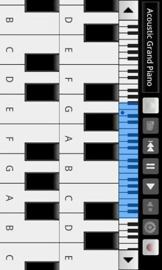 全键盘钢琴xPiano完整版
