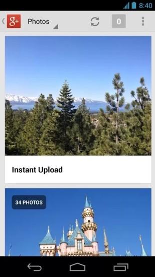 Google+汉化版