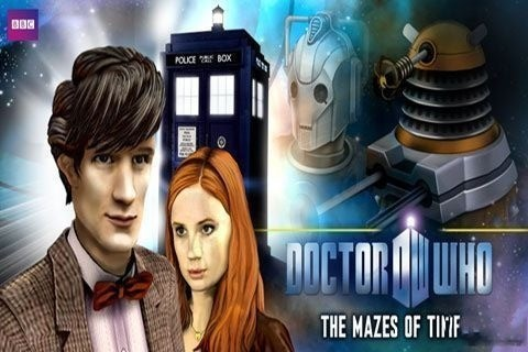神秘博士 Doctor Who The Mazes of Time v1.0.3
