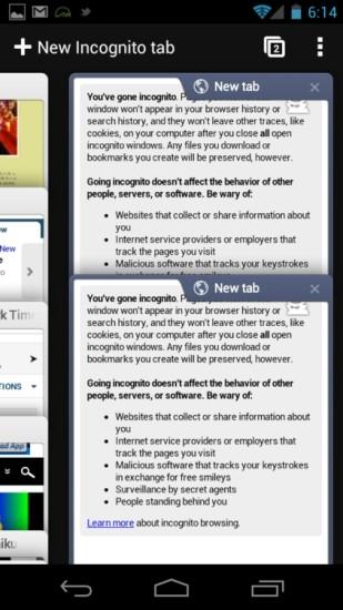 【免費程式庫與試用程式App】谷歌浏览器Google Chrome-APP點子