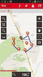 【免費交通運輸App】OruxMaps地图-APP點子