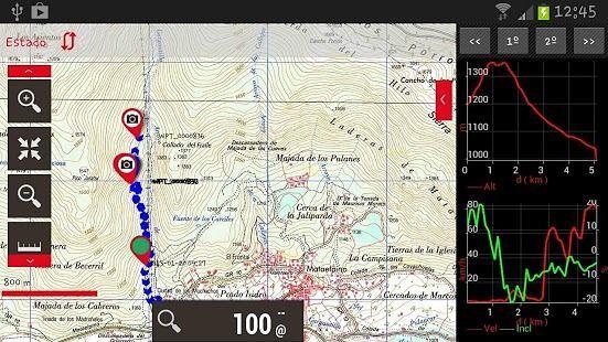 OruxMaps地图|玩交通運輸App免費|玩APPs