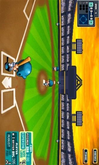 超级棒球明星2009精简版
