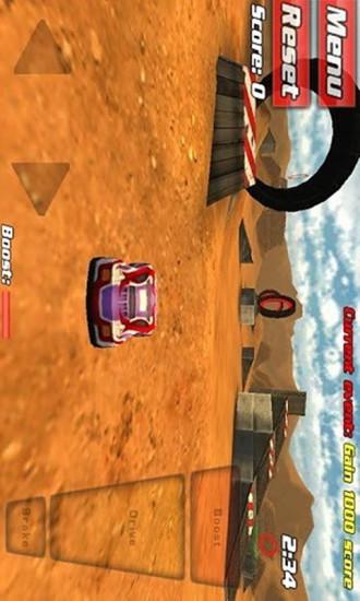 3D飞驰赛车