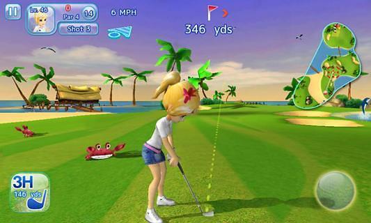 一起高尔夫3 HD