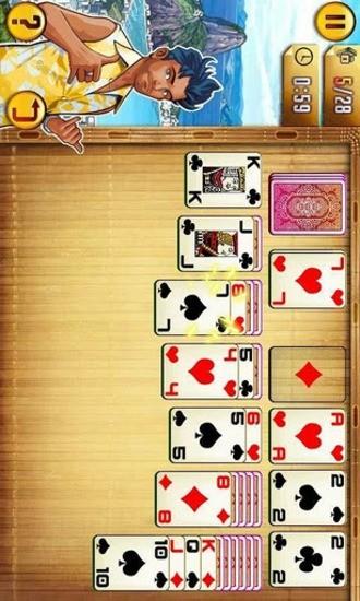 白金纸牌3
